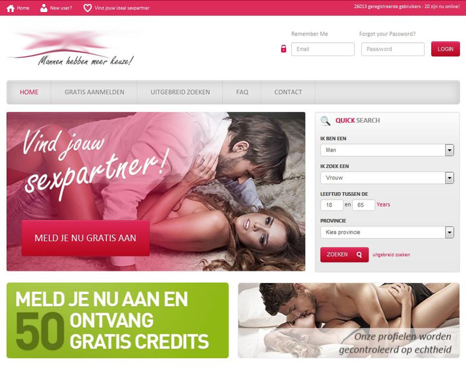 Adult Website Development 91